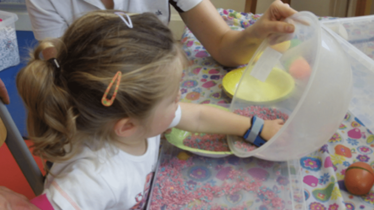 Olivia's Story | Patient Stories | CIMT | Constraint Induced